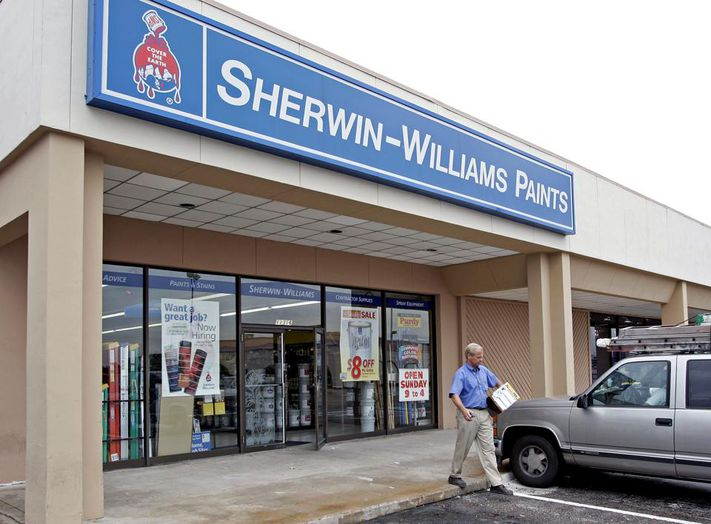 Sherwin Williams Paints contact