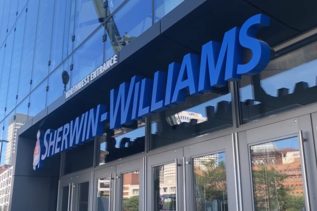 Sherwin-Williams office