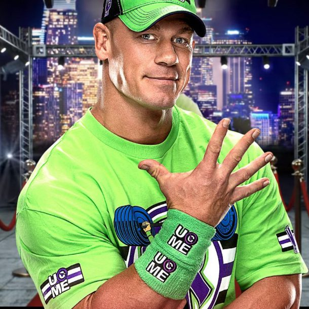 John Cena Phone Number, Email, Fanmail & Address