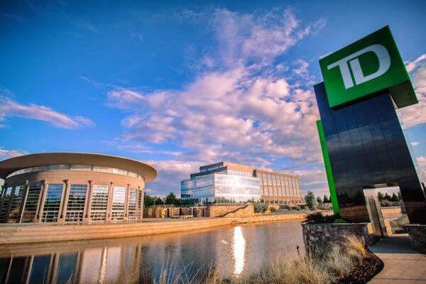 TD Bank Headquarters Contact Details