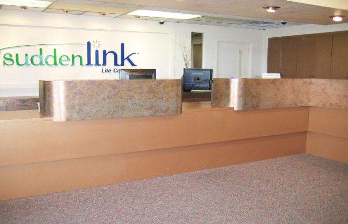 Suddenlink corporate office